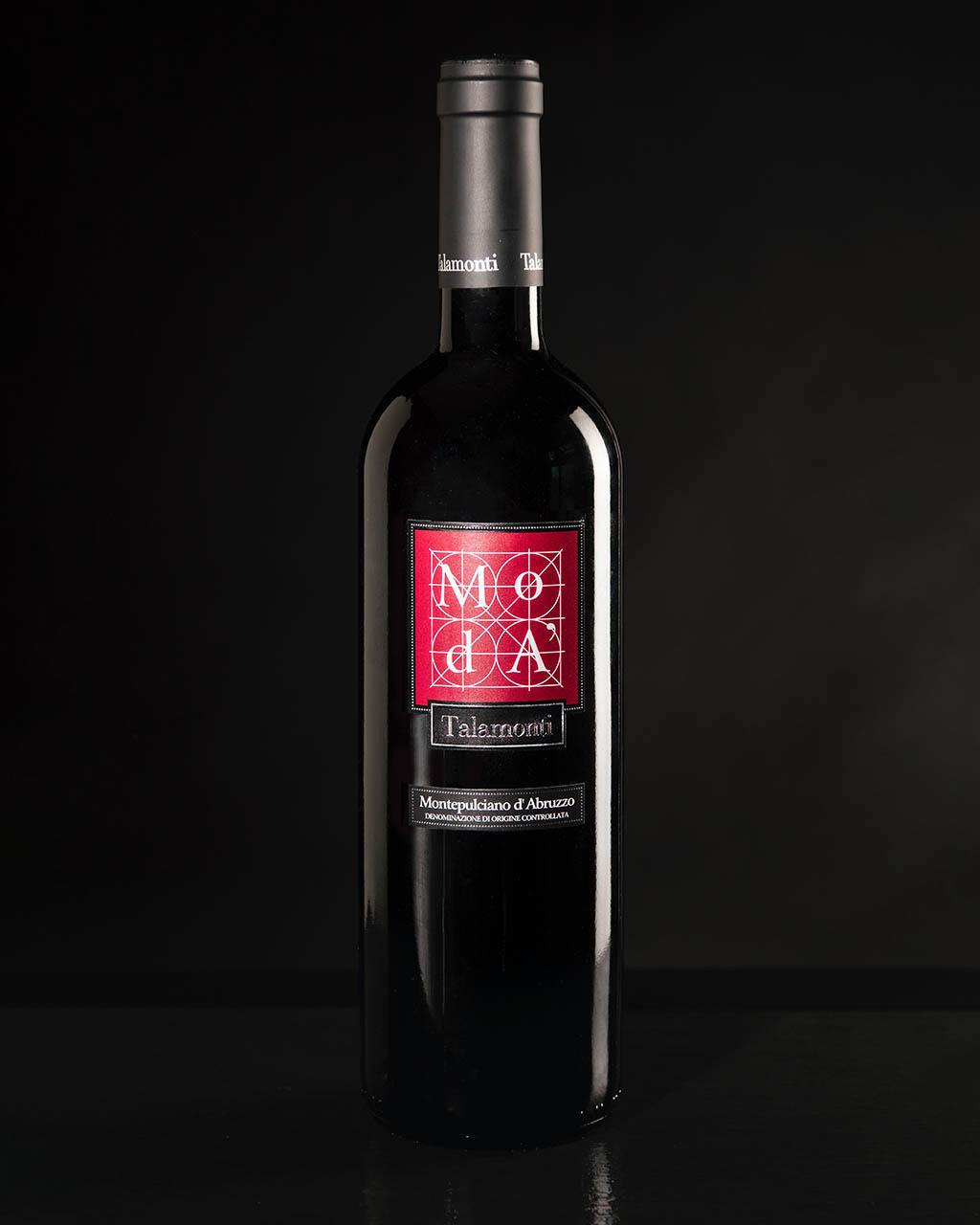 Φωτογράφιση κρασιού