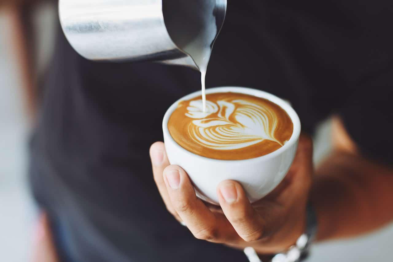 φωτογράφιση καφέ barista