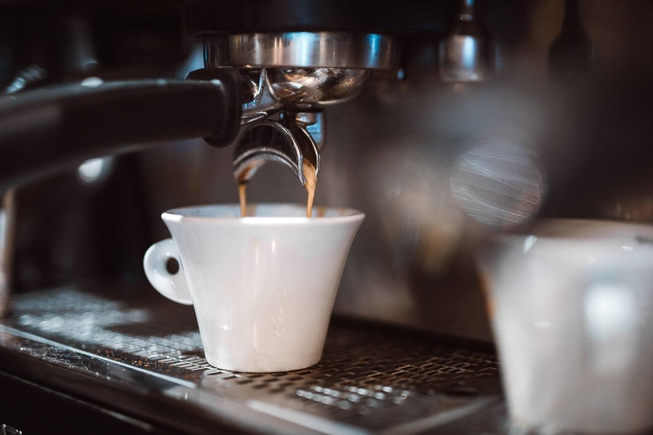 φωτογράφιση καφέ