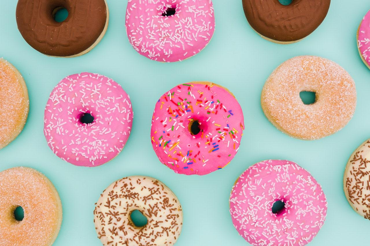 φωτογράφιση donut
