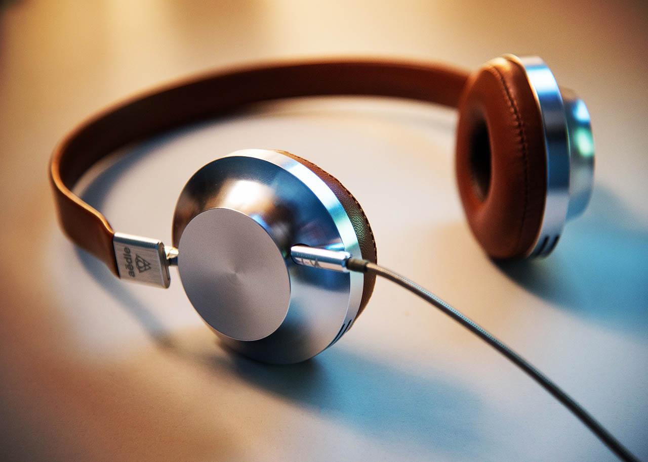 φωτογράφιση ακουστικών