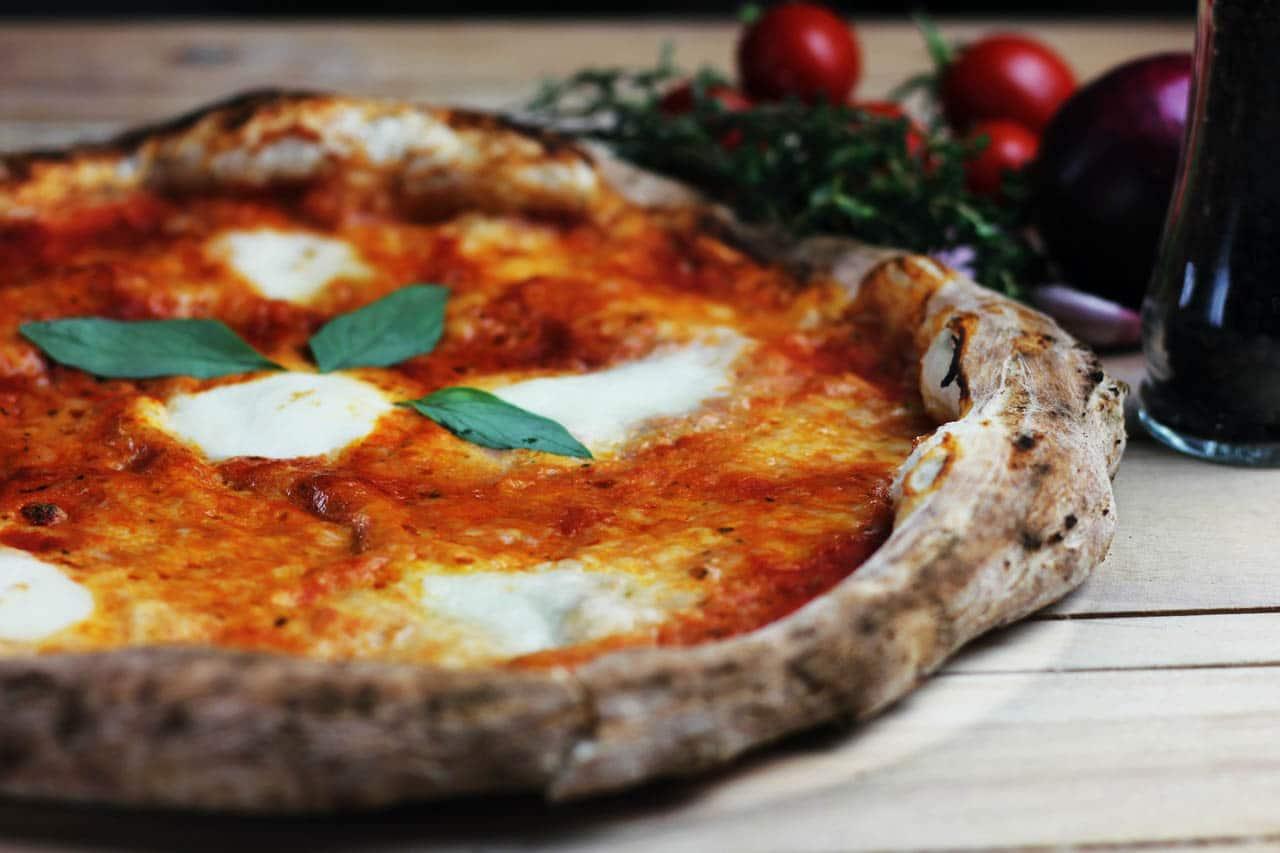 φωτογράφιση πίτσας