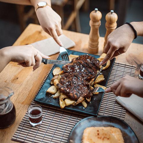 Φωτογράφιση φαγητού για social media